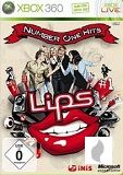 Number One Hits: Lips für XBox 360