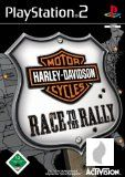 Harley-Davidson Motor Cycles: Race to the Rally für PS2