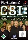 CSI: Crime Scene Investigation: Mord in 3 Dimensionen für PS2