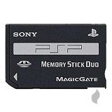 PSP SONY Memory Stick 4 GB Pro Duo