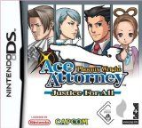 Phoenix Wright: Ace Attorney: Justice for All