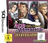 Ace Attorney Investigations: Miles Edgeworth für NDS