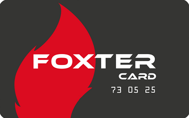 FoxterCard (neue Version)
